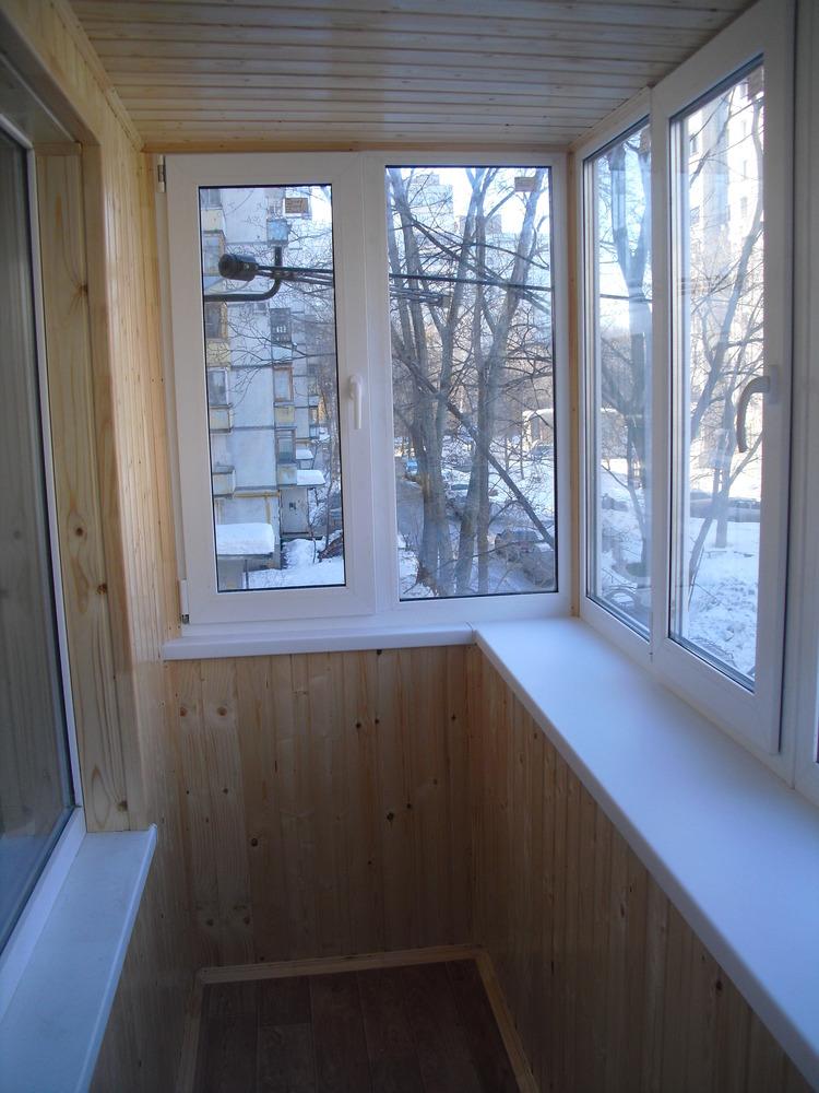 Отделка балконов,остекление,откосы любой сложности,изделия и.